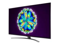 LG 55NANO863NA - 55 Diagonal klasse LED-backlit LCD TV - Smart TV - webOS, ThinQ AI - 4K UHD (2160p) 3840 x 2160 - HDR - kantbelyst, Nano Cell Displ