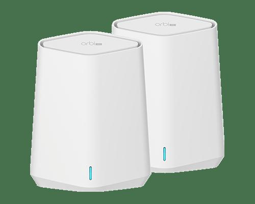 Netgear Orbi Pro Wifi 6 Mini Dual-band Ax1800 System 2-set 1