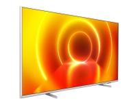 Philips 75PUS7855 - 75 Diagonal klasse 7800 Series LED-backlit LCD TV - Smart TV - Saphi TV - 4K UHD (2160p) 3840 x 2160 - HDR - sølv
