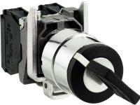 SCHNEIDER ELECTRIC Nøgleafbryder komplet med 3 faste positioner og nøgle (Ronis 455) ud i V+M+H 2xNO