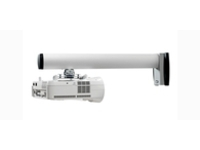 SMS Projector Short Throw 1600 - Komponenter til montering (kolonne) for projektor - hvid, aluminium - for P/N: AE013050-P1