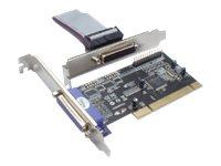 ST Lab I-410, PCI, 1 parllel, 0,0015 Gbit/sek., Windows 2000,Windows 2000 Professional,Windows 7 Home Basic,Windows 7 Home Basic x64,Windows 7..., Wi