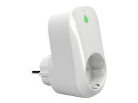 Shelly Plug - Smart stik - trådløs - 802.11b/g/n - 2.4 - 2.484 GHz