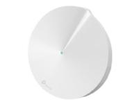 TP-Link Deco M9 Plus - Trådløs router - mesh - GigE, ZigBee - WAN-porte: 2 - 802.11a/b/g/n/ac, Bluetooth 4.2, ZigBee Home Automation 1.2 - Tri-Band