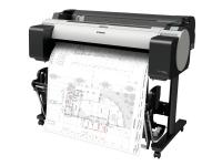 Canon imagePROGRAF TM-300 - 36 stor-format printer - farve - blækprinter - Rulle (91,4 cm) - USB 2.0, Gigabit LAN, Wi-Fi(n)