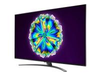 LG 65NANO863NA - 65 Diagonal klasse LED-backlit LCD TV - Smart TV - webOS, ThinQ AI - 4K UHD (2160p) 3840 x 2160 - HDR - kantbelyst, Nano Cell Displ