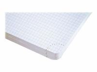 Notesbog a5 oxford smart black linjeret 90 ark 90 g sort