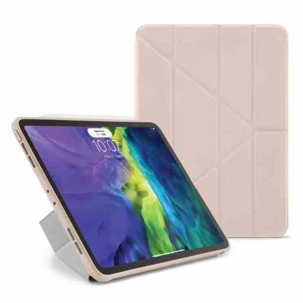 "Pipetto Origami Cover til iPad 10.9"" - Støvet Pink"