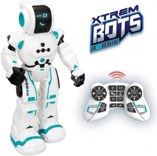 Xtrem Bots Robot - Robbie Robot