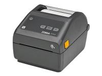 Zebra ZD420d - Etiketprinter - direkte termisk - Rulle (11,8 cm) - 203 dpi - op til 152 mm/sek. - USB 2.0, USB vært, Wi-Fi(ac), Bluetooth 4.1, Blueto