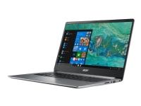 Acer Swift 1 SF114-32-C67K - Celeron N4100 / 1.1 GHz - Windows 10 Home 64-bit i S-tilstand - 4 GB RAM - 64 GB eMMC - 14 IPS 1920 x 1080 (Full HD) -