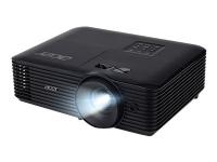 Acer X1227i - DLP-projektor - UHP - bærbar - 3D - 4000 ANSI lumens - XGA (1024 x 768) - 4:3 - Wi-Fi