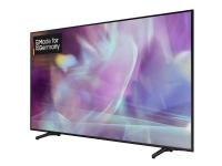 Samsung GQ43Q60AAU - 43 Diagonal klasse Q60A Series LED-bagbelyst LCD TV - QLED - Smart TV - Tizen OS - 4K UHD (2160p) 3840 x 2160 - HDR - Quantum D