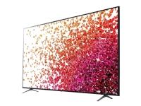 LG 75NANO753PA - 75 Diagonal klasse LED-bagbelyst LCD TV - Smart TV - webOS, ThinQ AI - 4K UHD (2160p) 3840 x 2160 - HDR - Nano Cell Display, Direct