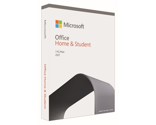 Microsoft Office Home & Student 2021 Eng Box Medialess