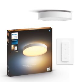 Philips Hue Enrave XL Loftslampe Hvid - 915005997001