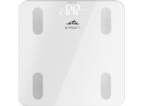 Svarstykles ETA Smart Personal Scale Vital Fit ETA678190000 Body analyzer, Maximum weight (capacity) 180 kg, Accuracy 100 g, Body Mass Index (BMI) me