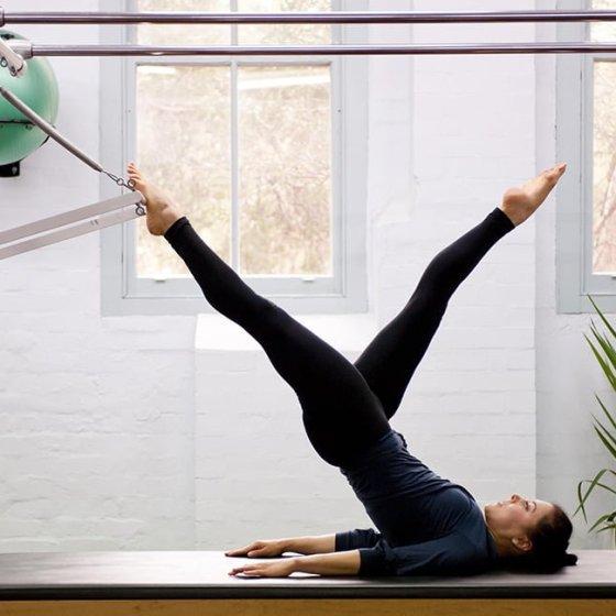 Long Lean Legs Pilates