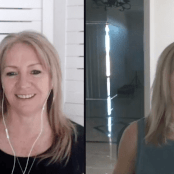 Mandy Gibbons Interview