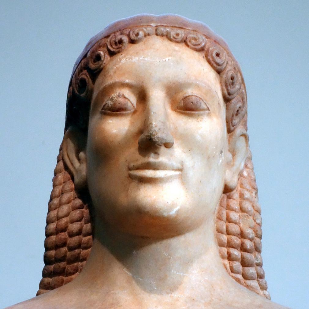 Anavysos Kouros  Smarthistory