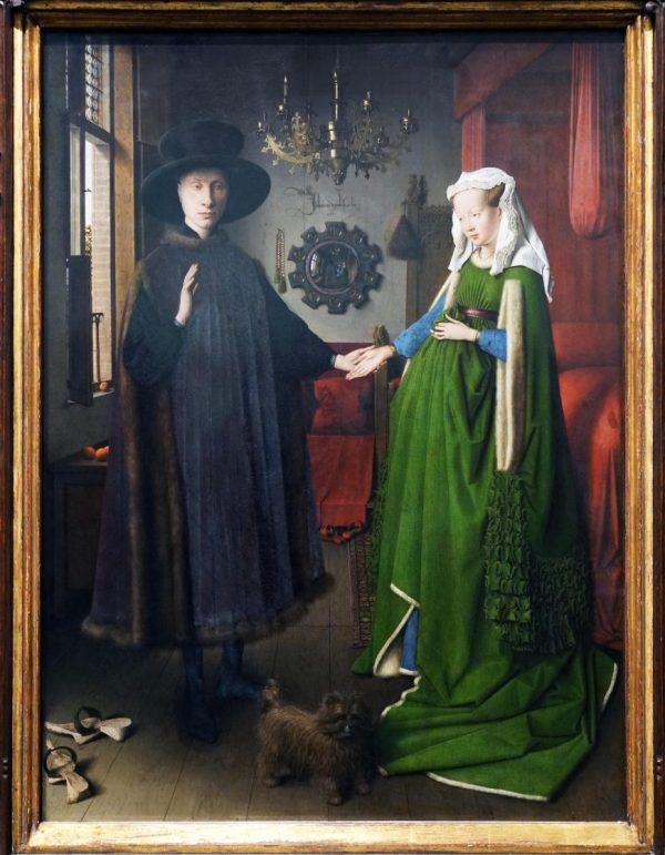 Question Of Pregnancy In Jan Van Eyck Arnolfini