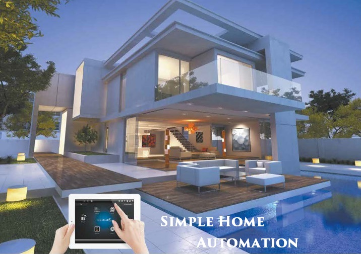 simple home automation