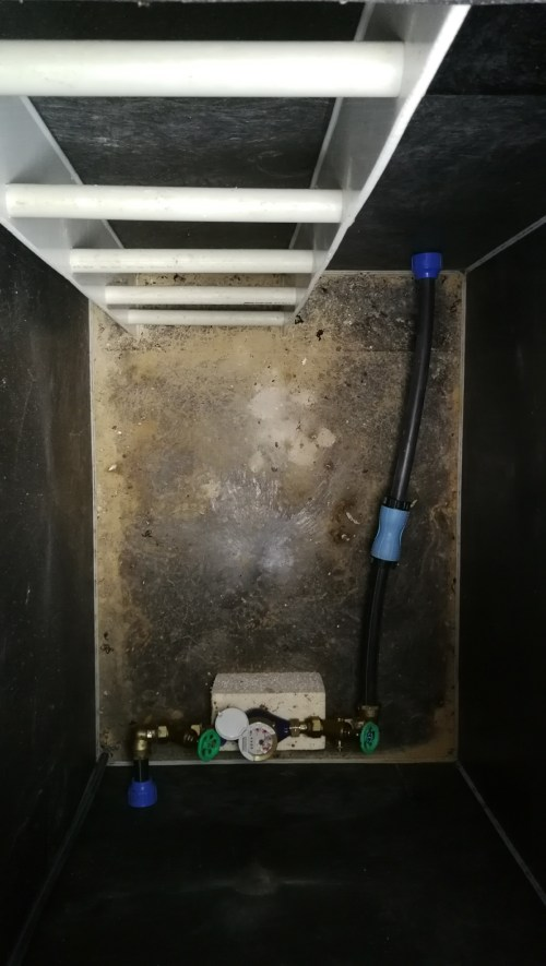 small resolution of underground inspection water shaft