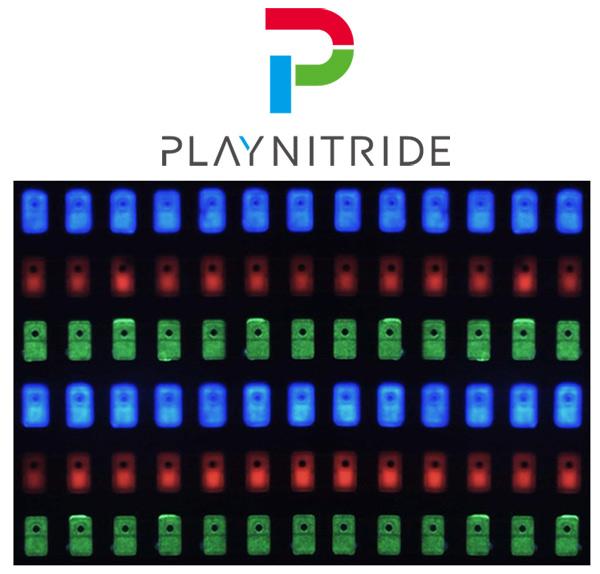 Costo dei Micro LED ridotto del 95% entro i prossimi 5 anni, parola di PlayNitride