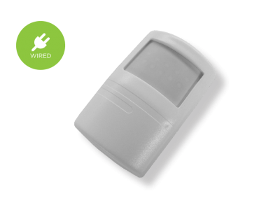sensore volumetrico doppia tecnologia filare ENG