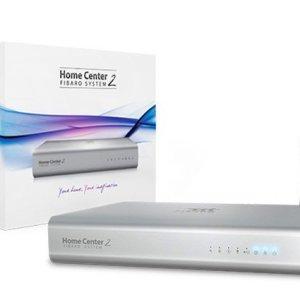 Silver Fibaro Home Center 2 System