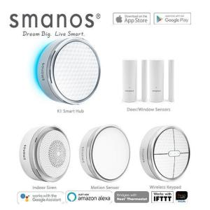 Smanos K1 Wireless Security Alarm