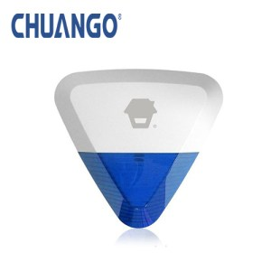 Chuango WiFi Outdoor Powered Strobe Siren