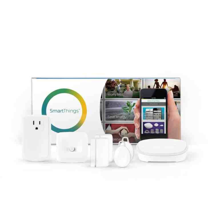 SmartThings Know and Control Your Home Kit