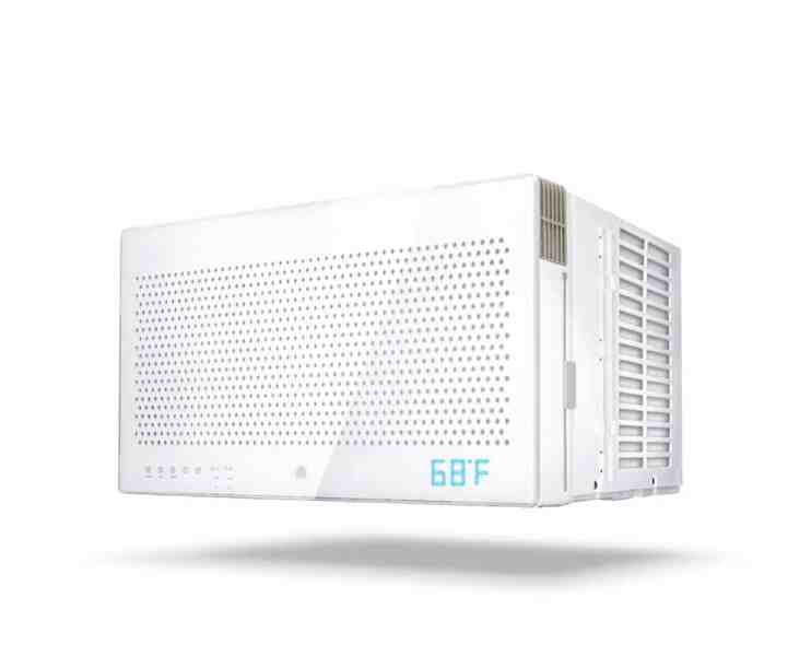 Smart Window Air Conditioner Quirky + GE Pre-Sale