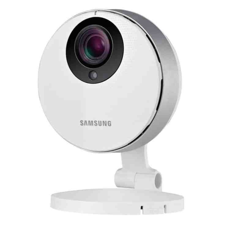 DropCam Competitor - The Samsung SmartCam HD