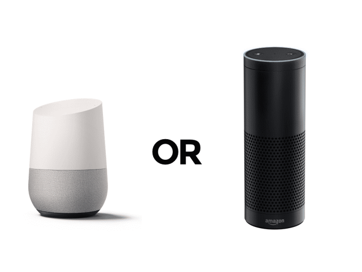 Should you buy the Amazon Echo or Google Home?