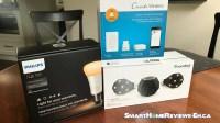 Smart Home Lighting Tips - Smart Light Bulbs vs Smart ...