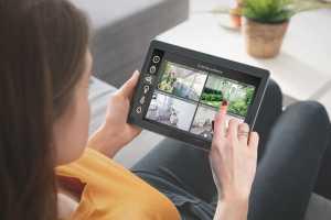 Smart Homes Pro » ELAN iPad Surveillance