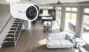 Smart Homes Pro » ELAN Bullet Camera Living Room
