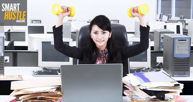 Stay fit in the Office