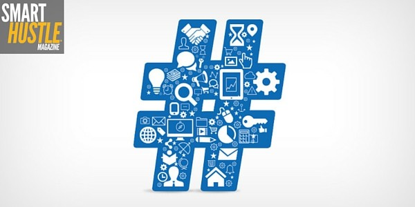 Hashtags Can Help Your Small Business Be One of the Big Guys