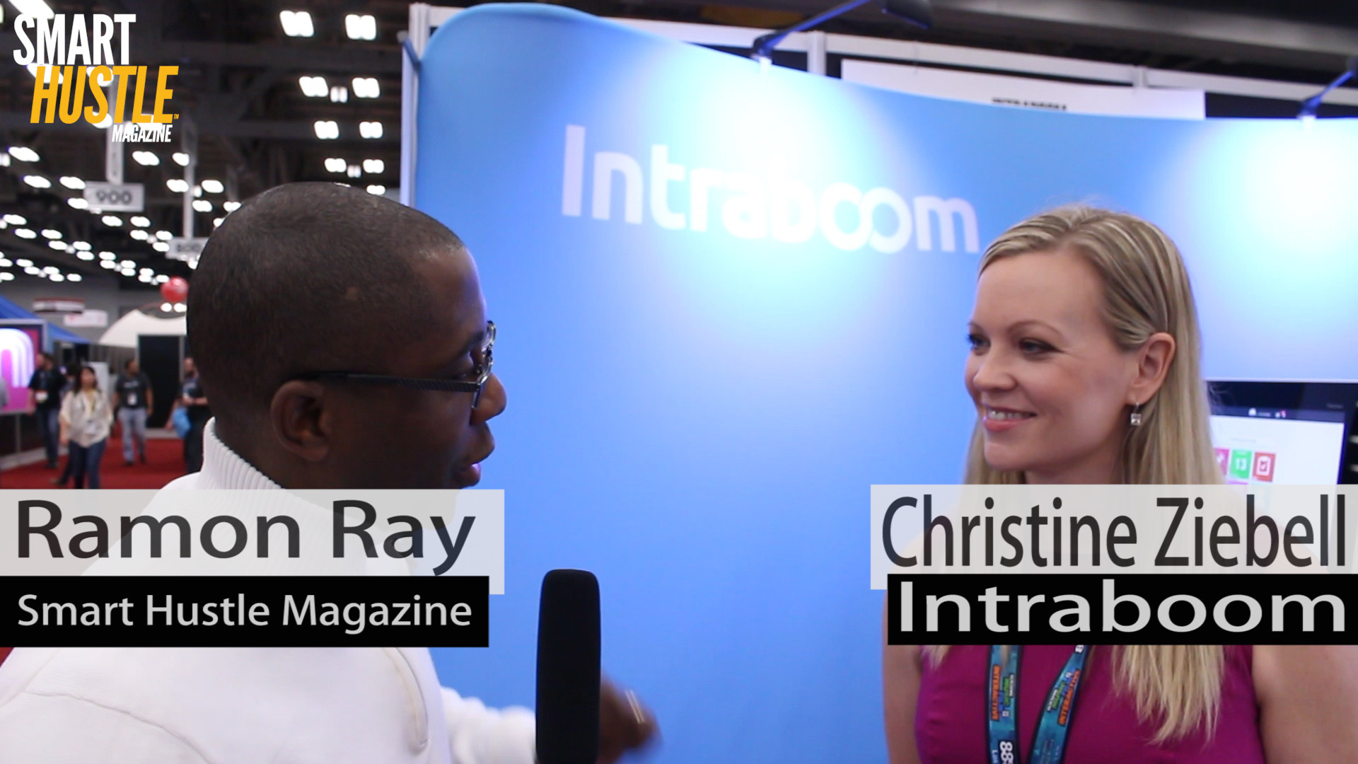 SXSW 2016 Interview: How Intraboom is Changing the Way Teams Communicate