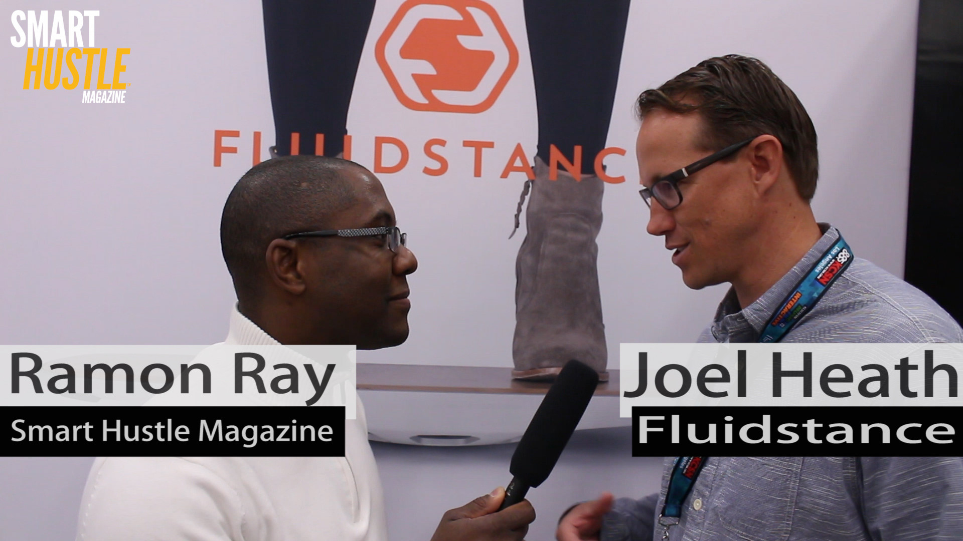 SXSW 2016 Interview: How Fluidstance Will Keep you Fit and Productive