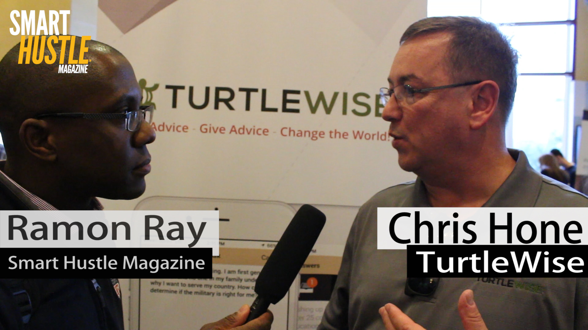 TurtleWise: Helping to Get Business Advice From Different Demographics