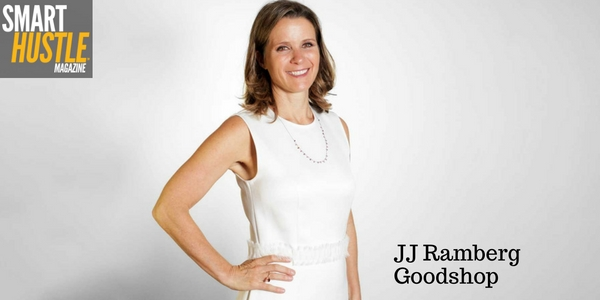 Don't Wait for Perfect and Other Advice from JJ Ramberg
