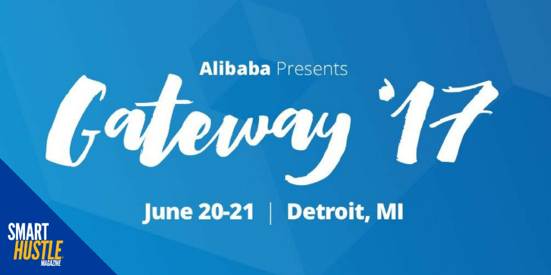 Gateway '17: Alibaba's Mission to Help Small Business Owners Expand Globally