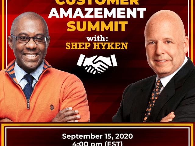 Customer Amazement Summit