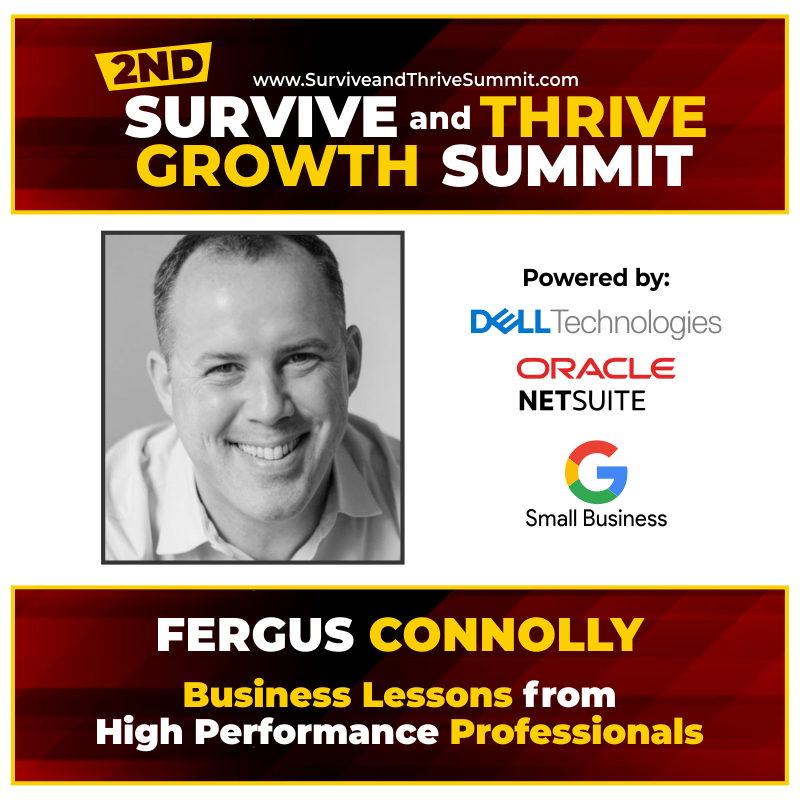 High Performers Fergus Connolly