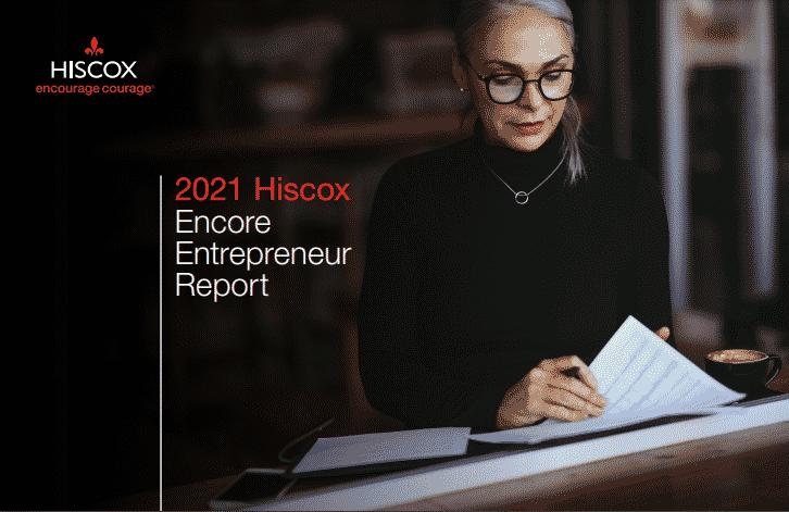 Hiscox Encore Entrepreneur Report 2021