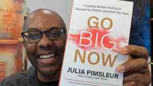 Julie Pimsleaur - Go Big Now